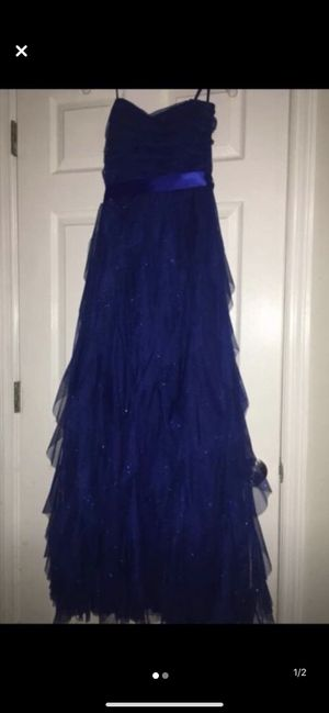 Blue prom dress for Sale in St. Louis, MO