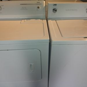 Estate Washer Kenmore Dryer for Sale in Dallas, TX