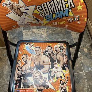 WWE SummerSlam 2010 Event Chair for Sale in Sacramento, CA