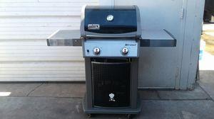 Weber Spirit E-210 BBQ Propane Gas Grill 2-Burners for Sale in Phoenix, AZ