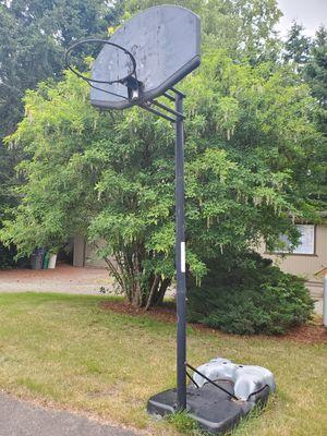 Basketball hoop. Free, free, free. for Sale in Olalla, WA