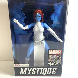 Marvel Mystique Barbie Doll 80th Anniversary Limited Edition *NIB* for Sale in San Lorenzo, CA