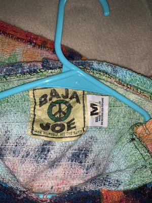 Mexi blanket sweatshirt for Sale in San Diego, CA
