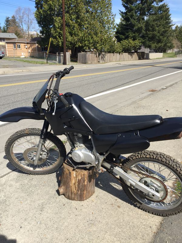 Dirt Bike For Sale In Everett Wa Offerup