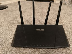 ASUS AC2400 4x4 Dual Band Gigabit Wireless Router. for Sale in Chandler, AZ