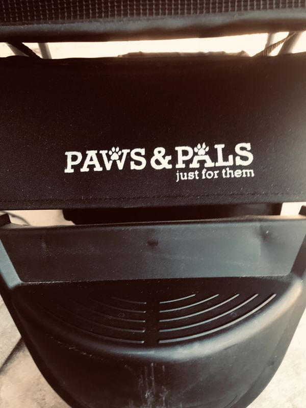 PAWS & PALS PUPPY STROLLER