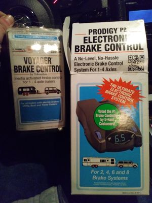 Prodigy p2 electronic brake control for 1-4 axle trailers. for Sale in Thornton, CO