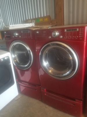 Washer and dryer lg for Sale in Fort Washington, MD