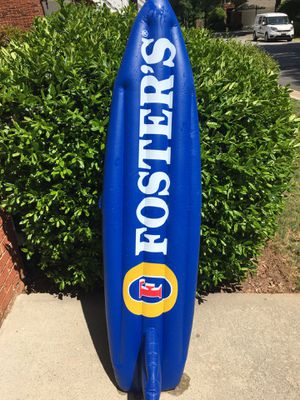 Fosters Inflatable Surfboard for Sale in Alpharetta, GA