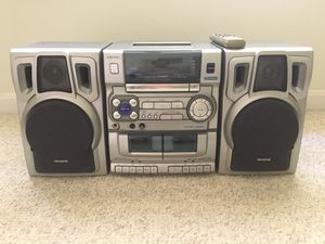 Aiwa Multi-Function Stereo System for Sale in Rockville, MD