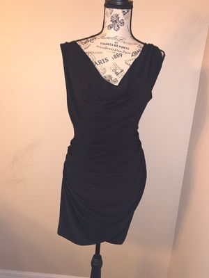 Black sexy Dress size S for Sale in Land O Lakes, FL