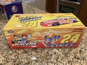 Autographed Sports Collectible Diecast car-Jeff Gordon for Sale in Fort Worth, TX