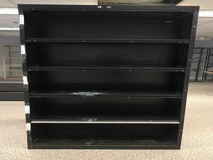 BLACK CABINET L36 x W17 x H60 for Sale in Lithonia, GA