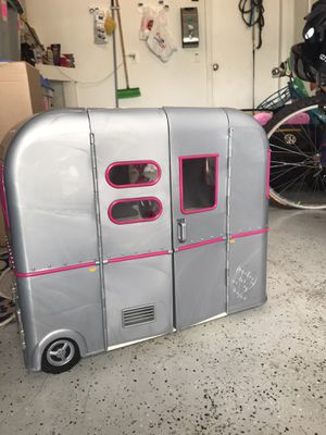 18 inch doll RV camper for Sale in Sunrise, FL