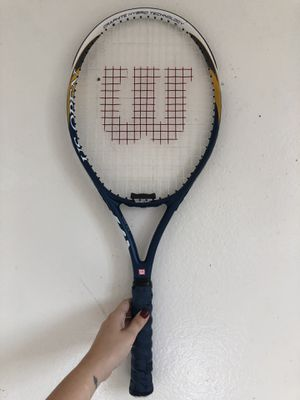 Wilson Tennis Racket for Sale in Buena Park, CA