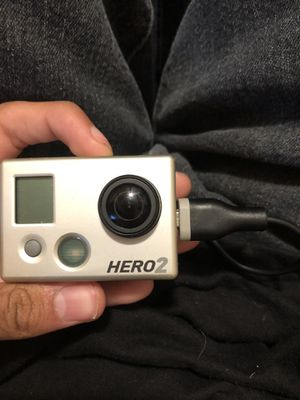 Gopro hero 2 with accessories for Sale in Denver, CO