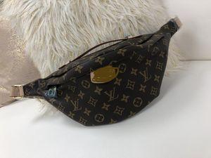 Designer Leather Fanny Pack/Waist Bag for Sale in Bethlehem, PA