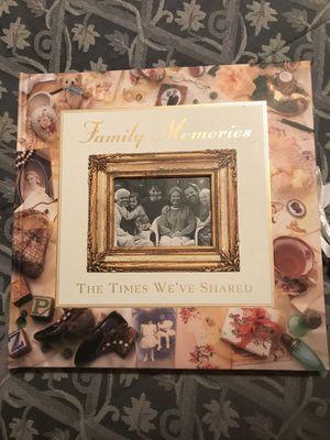 Scrapbook photo album for Sale in Evansville, IN