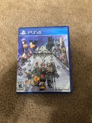 Kingdom Hearts HD 2.8 Final Chapter Prologue — PS4 for Sale in Wylie, TX