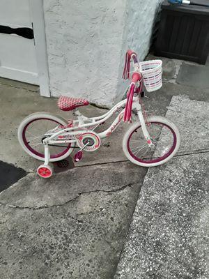 Girls 18 inch schwinn bike for Sale in White Plains, NY