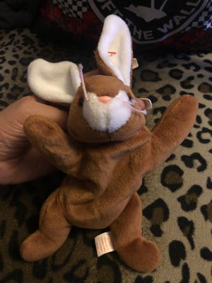 Ty brown rabbit beanie baby for Sale in Pico Rivera, CA