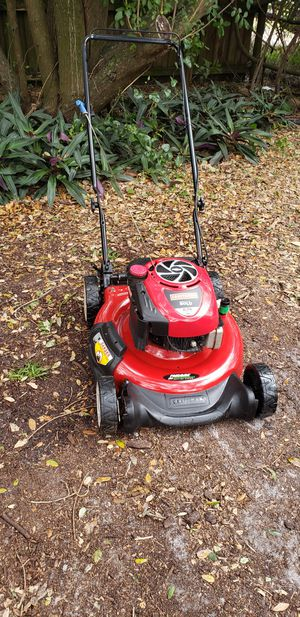 Craftsman push Lawn mower for Sale in Fort Lauderdale, FL