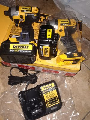 New Dewalt impact drill combo impact drill for Sale in Little Falls, NJ