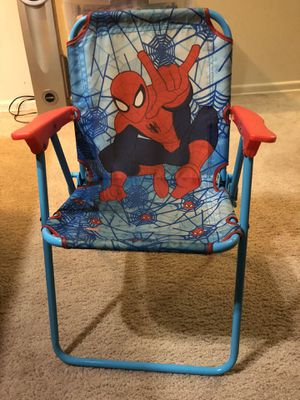 Spider man kids chair for Sale in Vienna, VA