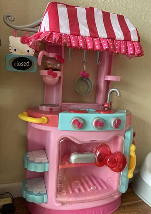 Hello kitty kitchen with Sounds for Sale in El Sobrante, CA