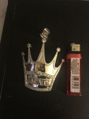 Big. Silver. Charm for Sale in Detroit, MI