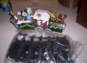 Disney Holiday Train Set for Sale in Murfreesboro, TN