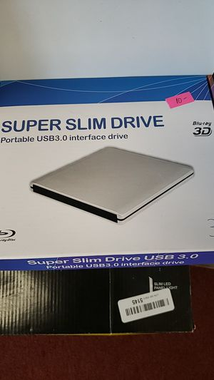 New super slim drive for Sale in Newark, OH