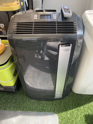 AC and heater. Air conditioning for indoors. Connects to window. With remote control by pinguino brand. for Sale in Torrance, CA