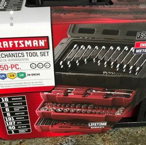 Craftsman 450 piece mechanic tool set. for Sale in Rancho Cucamonga, CA