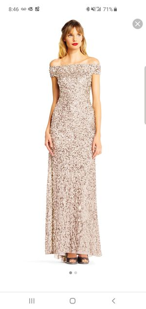 Adrianna Papell sequin gown for Sale in Cleveland, OH