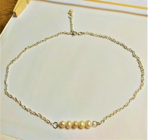 Natural fresh water Pearl necklace for Sale in Peoria, IL