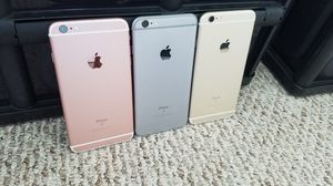 Unlock iPhone 6S variety of colors available 32GB great condition for Sale in North Miami Beach, FL
