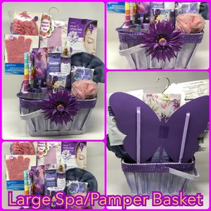 Mother's Day Large Spa Pamper Basket $45 for Sale in Baltimore, MD