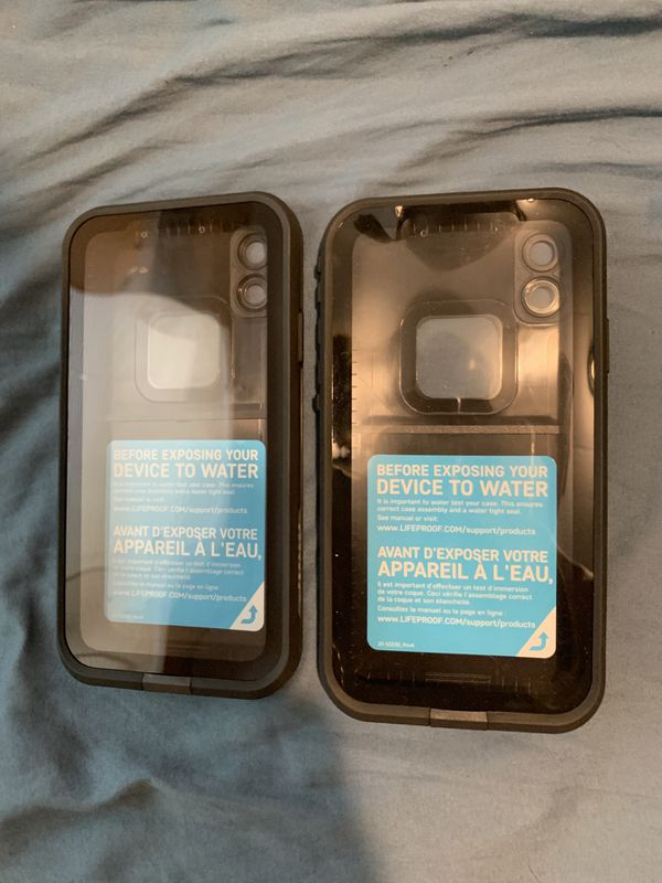 iPhone XR lifeproof fre cases
