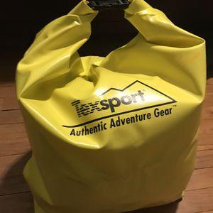 Texsport Heavy Duty Yellow Dry Bag for Sale in Arlington, VA