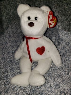 Beanie Baby Valentino with errors for Sale in Southgate, MI