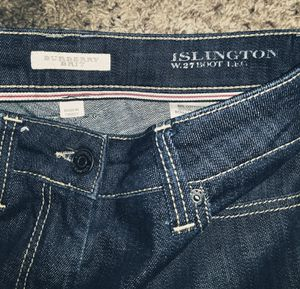 Burberry Brit Islington jeans for Sale in Burleson, TX