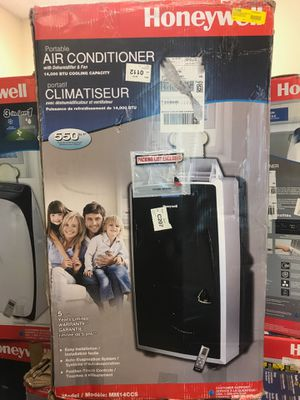 New Honeywell 12,000btu portable air conditioner for Sale in Atlanta, GA