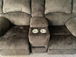 Reclining sofa and love seat for Sale in Erie, PA