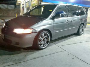 2000 HONDA Odyssey for Sale in Los Angeles, CA