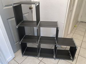 Cube Storage Shelve for Sale in Sacramento, CA