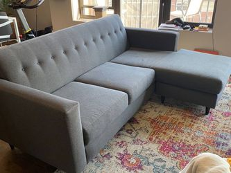 Grey Family Sofa for Sale in Flossmoor,  IL