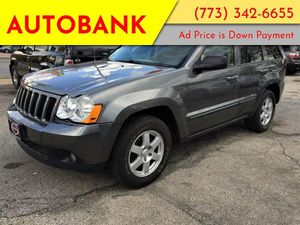2008 Jeep Grand Cherokee for Sale in Chicago, IL