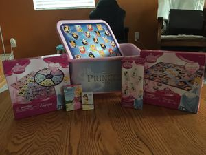Princess Game Box for Sale in Orlando, FL