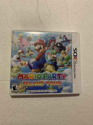nintendo 3ds mario party island tour for Sale in CT, US
